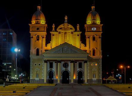 Basilica en Honor a la Virgen de la Chiquinquirá, Maracaibo
