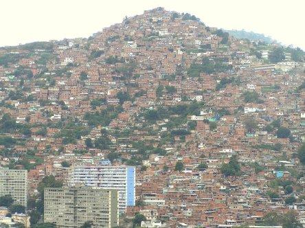 Barrio el Amparo - Catia