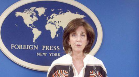 EEUU:Que la Secretaria de Estado de la cara al mundo.