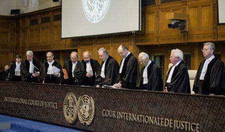 NETHERLANDS-SERBIA-ICJ