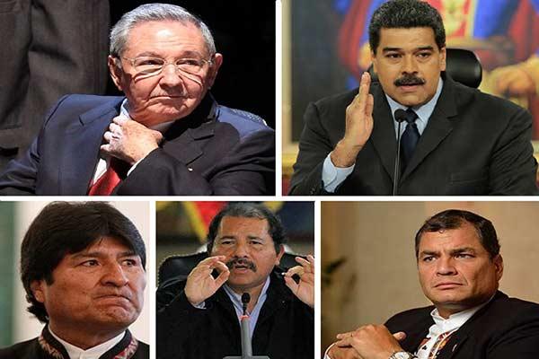 Dictadores-Latinoamérica